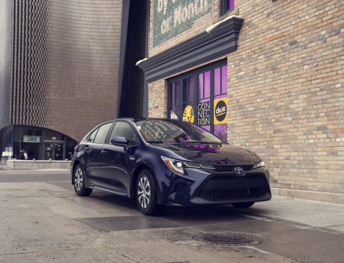 Toyota Corolla Hybrid: Green and Efficient