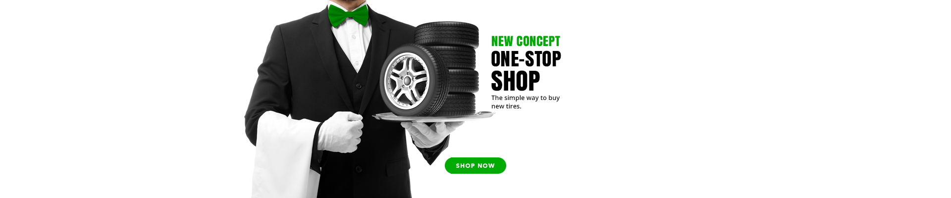 Tire concierge serevice