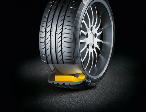 Continental ContiSilent technology: Quiet tires & Comfort