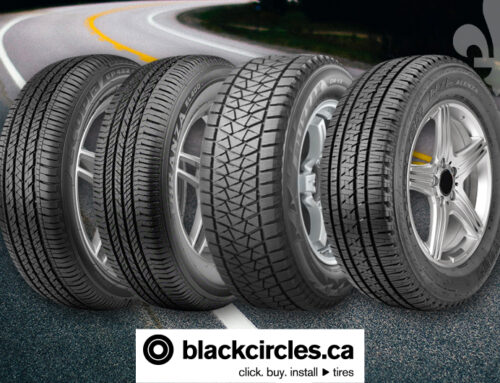 Spotlight on Bridgestone, which manufactures its quality tires in Quebec!