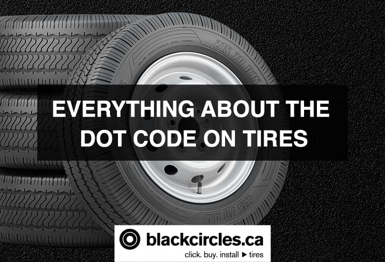 DOT on tires. Everything explained.