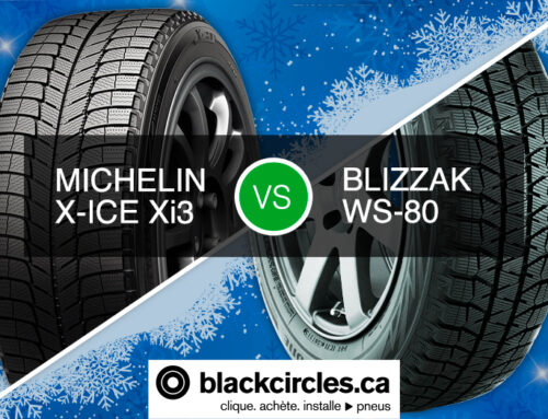 Pneu Bridgestone Blizzak vs pneu Michelin X-Ice : lequel choisir?