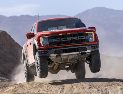 2021 Ford Raptor : 37 inches of fun