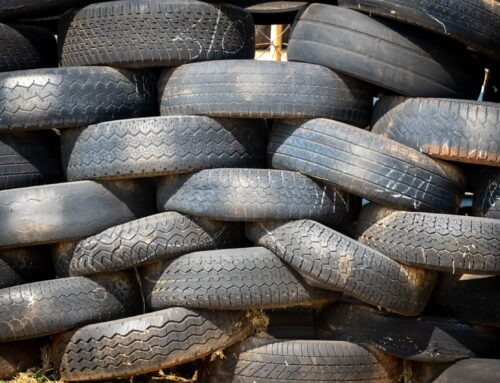 Michelin unveils its plan for your scrap tires