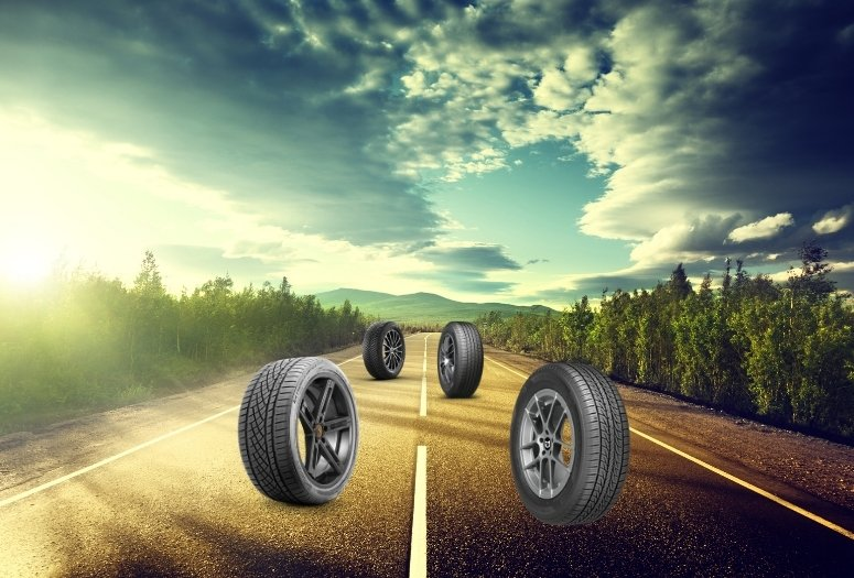 Four of the best all-season tires on the road