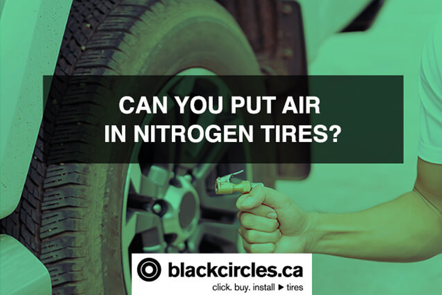 Can You Put Air In Nitrogen Tires Blackcircles Ca